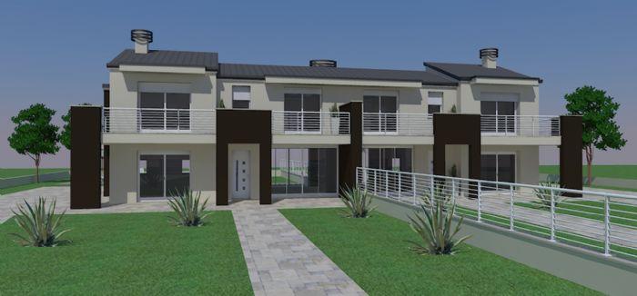 Cheap con possibilit di costruire una casa singola o for Budget piani casa intelligente
